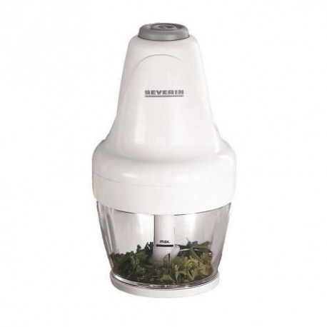 SEVERIN UZ3861 Mini hachoir ? 260W ? 650 ml ? Blanc