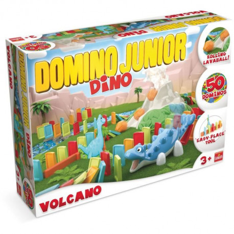 GOLIATH Domino Express Junior Volcano