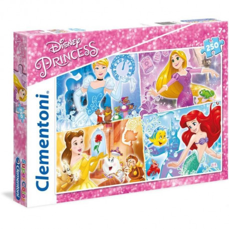 DISNEY PRINCESSES Puzzle 250 pieces Clementoni