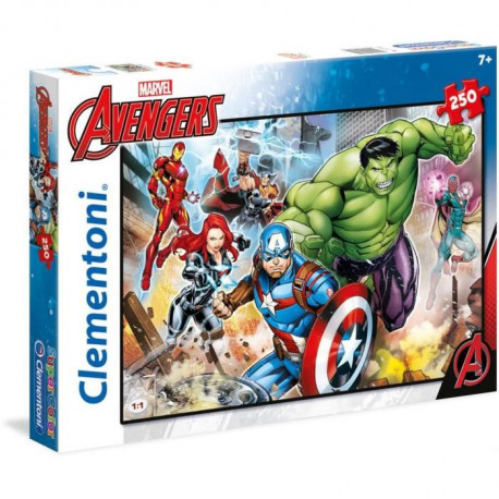THE AVENGERS Puzzle 250 pieces