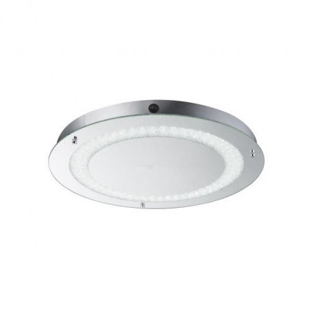 Applique LED chrome 55x55xcm