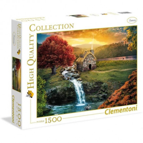 CLEMENTONI Puzzle Mirage 1500 pieces