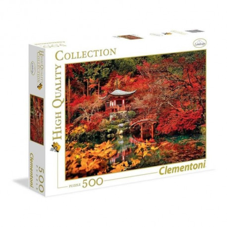 CLEMENTONI Orient Dream Puzzle 500 pieces