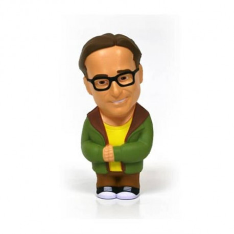 THE BIG BANG THEORY Figurine Anti-stress Leonard Hofstadter 14 cm
