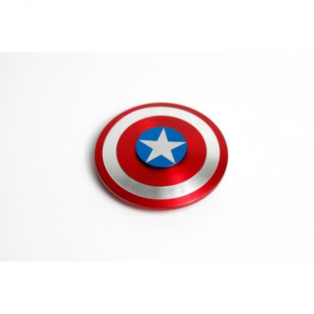 CAPTAIN AMERICA Hand Spinner - American Shield