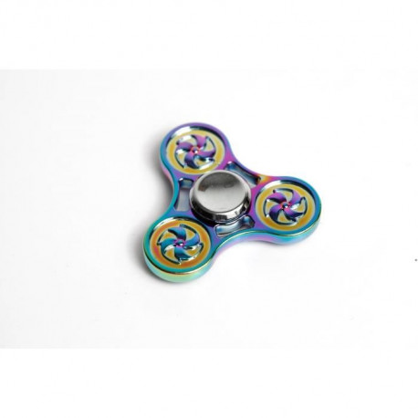 HAND SPINNER Anti Stress -  Metallic Shield