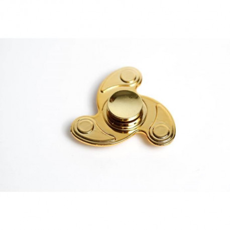 HAND SPINNER Anti Stress - Goldfinger