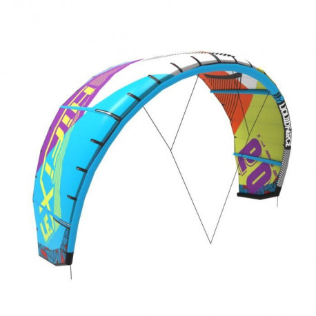 LIQUID FORCE KITE Aile a Boudin Hifi 9 Kite Only