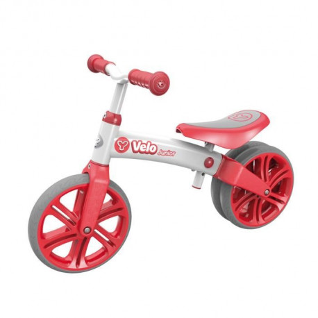 Y-VOLUTION - Draisienne Evolutive YVELO Junior Rouge