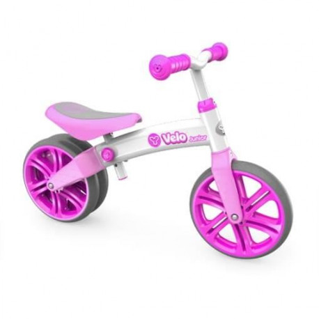 Y-VOLUTION - Draisienne Evolutive YVELO Junior Rose