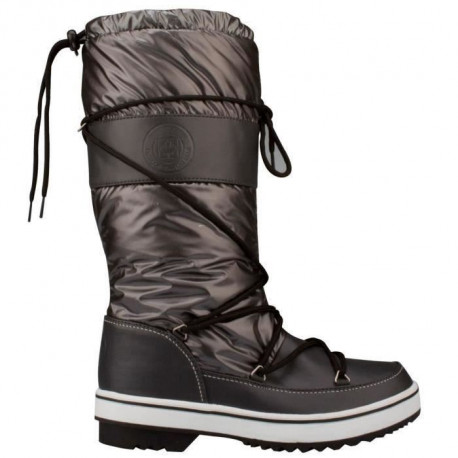WINTER-GRIP Bottes Apres Ski Femme - Anthracite