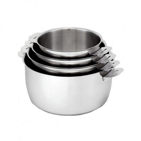 BEKA serie de 4 corps de casseroles move on