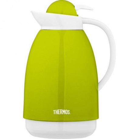 THERMOS Patio carafe isotherme 1L - Vert / Blanc