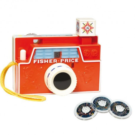 ASMOKIDS - FISHER PRICE- APPAREIL PHOTO