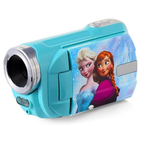 LA REINE DES NEIGES Camera enfant Camescope
