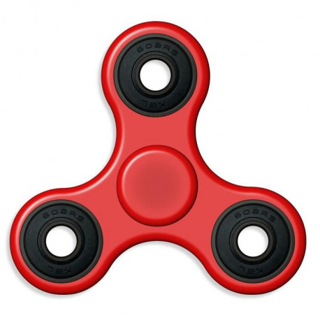 SPINMAX Red - Hand Spinner
