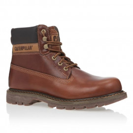 CATERPILLAR Bottines Colorado Chaussures Homme Marron