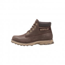 CATERPILLAR Bottines Founder Chaussures Homme Marron