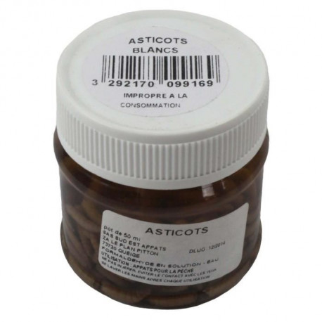Pot d'asticots - 50 ml