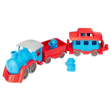 ASMOKIDS - GREEN TOYS - Le Train Bleu