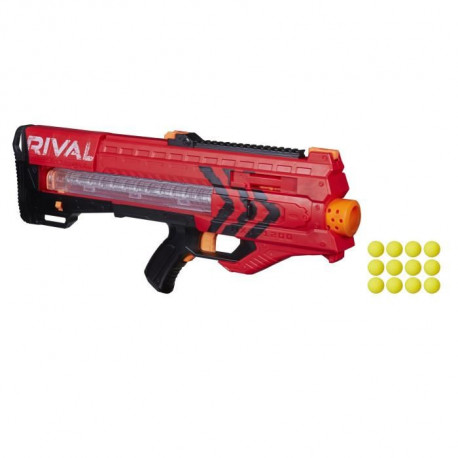 NERF RIVAL - Zeus MXV-1200 Blaster Rouge