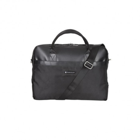 PLATINIUM Sac Ordinateur Double Compartiment CLYDE Noir