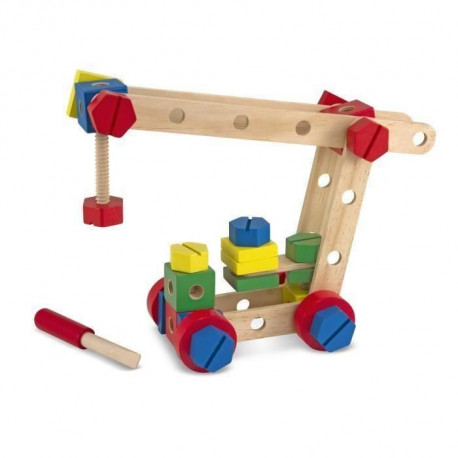 MELISSA & DOUG Ensemble De Construction