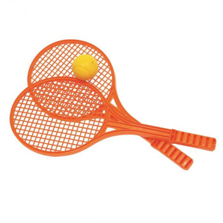 Lot de 2 raquettes Teen Ball