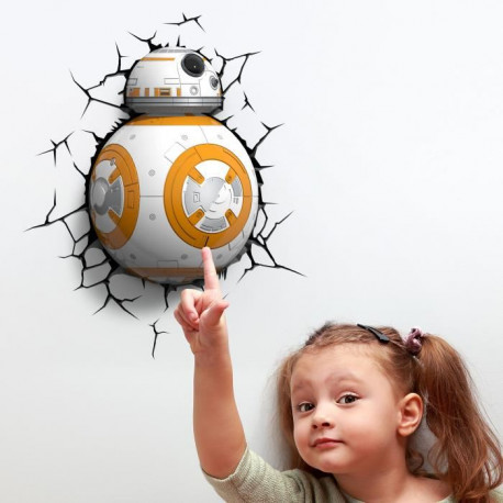 STAR WARS Veilleuse BB-8