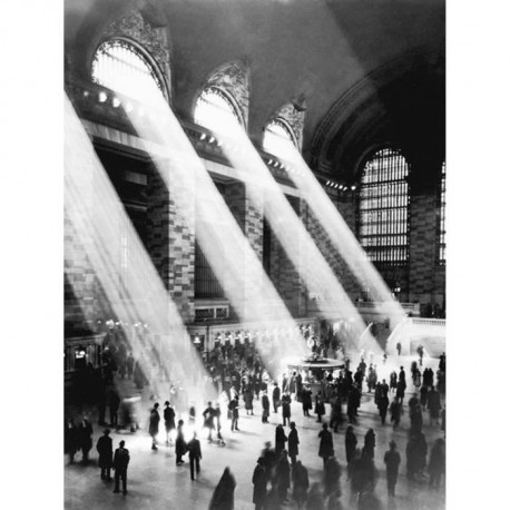 Affiche papier -  Grand Central Station  - Photography Collection  - 40x50 cm