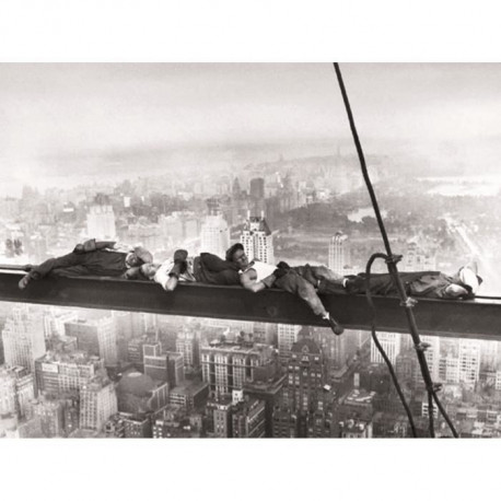 Affiche papier -  Sleeping above Manhattan  - Photography Collection  - 40x50 cm