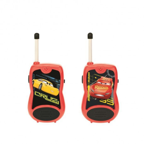 CARS 3 Talkies-Walkies Disney - 100m