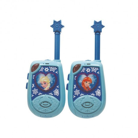 LA REINE DES NEIGES Talkie-Walkie 3D
