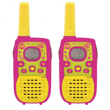 Talkies-walkies Soy Luna - 5km