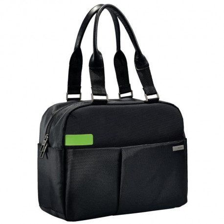 LEITZ  Smart Traveller Shopper - Sacoche pour ordinateur 13.3'' - Noir