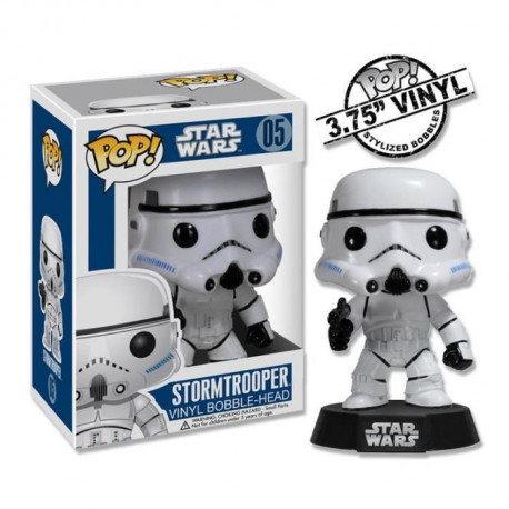 Figurine Funko Pop! Star Wars: Stormtrooper