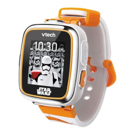 VTECH - Star Wars - Montre Cam'Watch Collector BB8 - Montre Enfant