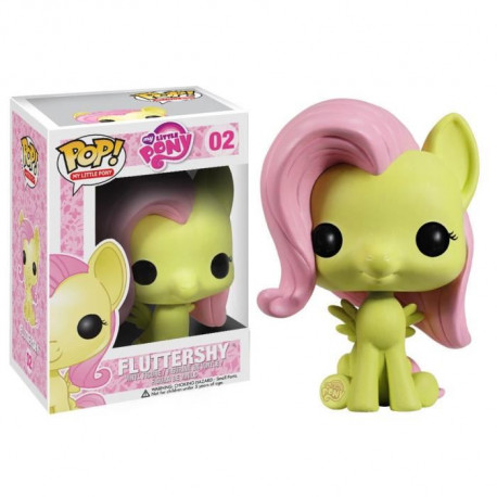 Figurine Funko Pop! My Little Pony: Fluttershy