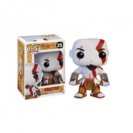 Figurine Funko Pop! God of War: Kratos