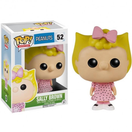 Figurine Funko Pop! Snoopy Peanuts: Sally Brown