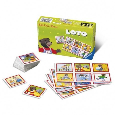 Loto - Petit Ours Brun