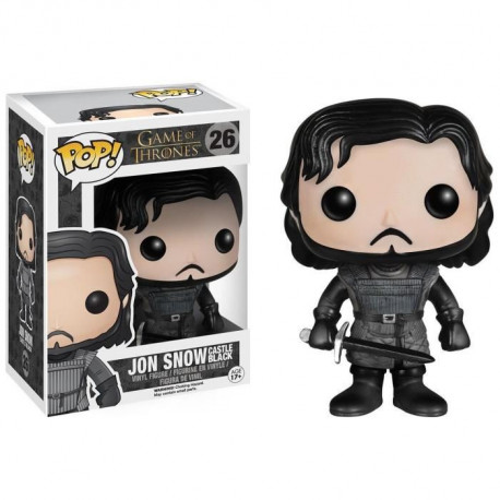 Figurine Funko Pop! Game of Thrones: Jon Snow Castle Black