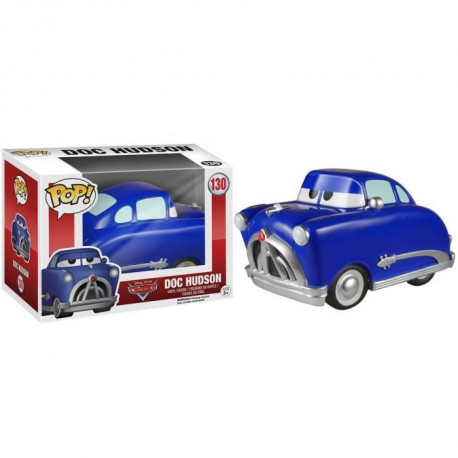 Figurine Funko Pop! Disney - Cars: Doc Hudson