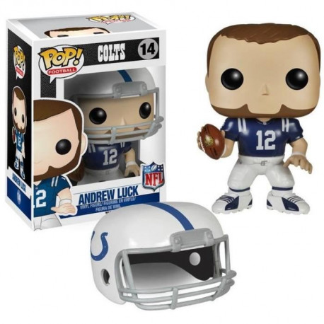 Figurine Funko Pop! NFL Colts : Andrew Luck