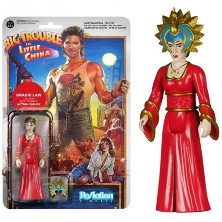 Figurine Funko Action Figures Big Trouble in Little China : Gracie Law