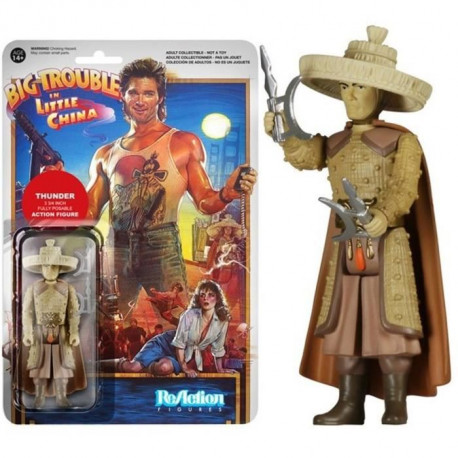 Figurine Funko Action Figures Big Trouble in Little China : Thunder