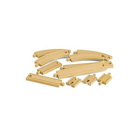 BRIO World  - 33401 - Coffret Evolution Debutants -11 Rails