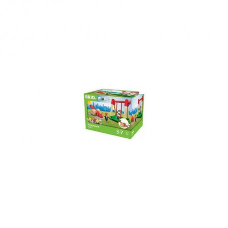 BRIO World  - 33948 - Aire De Jeux