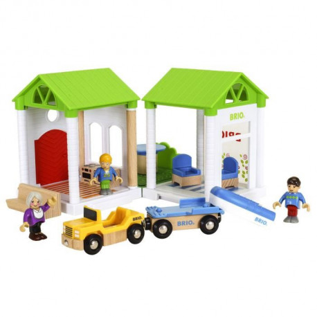 BRIO World  - 33953 - Maison De Vacances