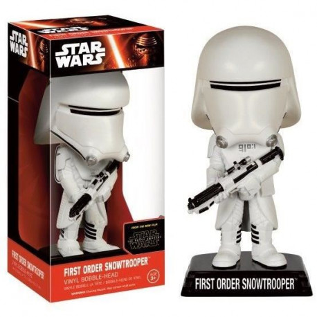 Figurine Funko Wacky Wobblers Stars Wars Ep.7 : First Order Snowtrooper